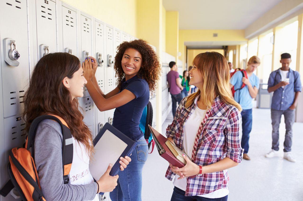 studenti univerzity v Anglii